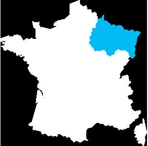 Champagne-Ardennes-Lorraine-Alsace